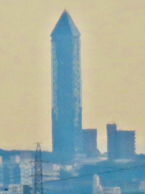 すいとぴあ江南から見た東山スカイタワー - 3
