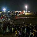 Photos: 江南市民花火大会 2019:沢山の人が集まってた日没後の河川敷 - 11