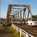 Photos: 夕暮れ時の愛岐大橋 - 3