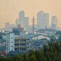 前渡不動山にある佛眼院から見た景色 - 4:名駅ビル群