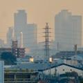 Photos: 前渡不動山にある佛眼院から見た景色 - 5:名駅ビル群