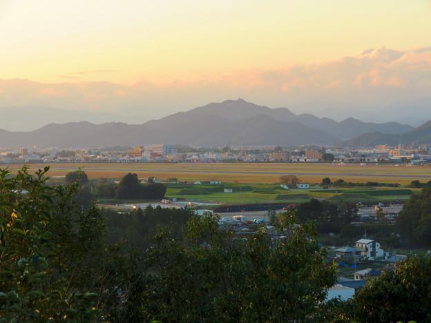前渡不動山にある佛眼院から見た景色 - 12:山頂から見た金華山