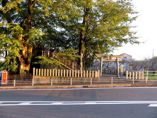 摩免渡 市杵島神社(いちきしまじんじゃ)- 1