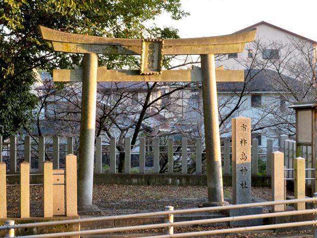 摩免渡 市杵島神社(いちきしまじんじゃ)- 2
