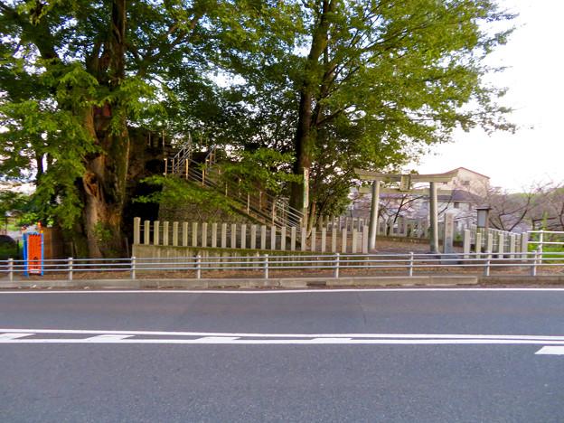 摩免渡 市杵島神社(いちきしまじんじゃ)- 4