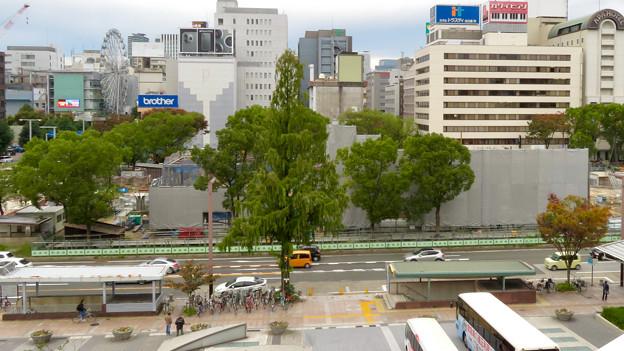 Photos: リニューアル工事中の久屋大通公園(2019年11月3日)- 3