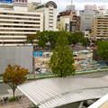 Photos: リニューアル工事中の久屋大通公園(2019年11月3日)- 4