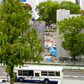 リニューアル工事中の久屋大通公園(2019年11月3日)- 6