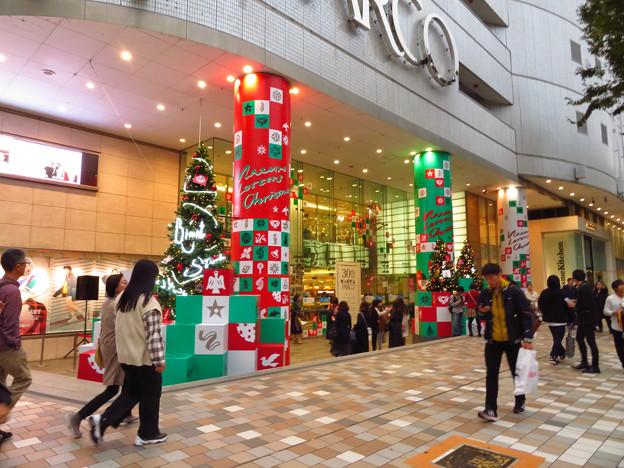 早くもクリスマス装飾されてた名古屋パルコ - 1