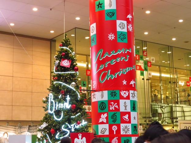 早くもクリスマス装飾されてた名古屋パルコ - 2