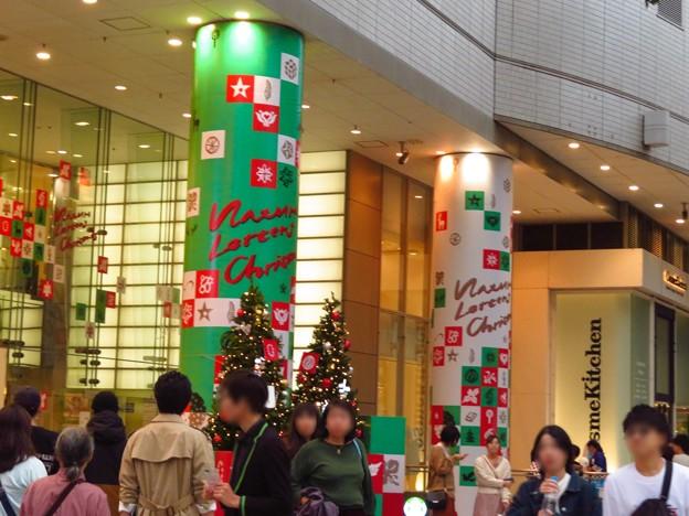 早くもクリスマス装飾されてた名古屋パルコ - 3