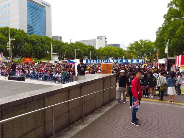 フィリピンフェスティバル 2019 No - 3:沢山の人で賑わう会場