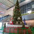 Photos: 早くもクリスマスツリーが出ていたJRゲートタワー前