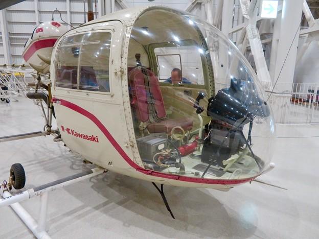 岐阜かかみがはら航空宇宙博物館 No - 100:整備ハンガーの様な巨大な展示ゾーン