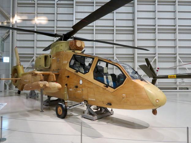 岐阜かかみがはら航空宇宙博物館 No - 104:整備ハンガーの様な巨大な展示ゾーン