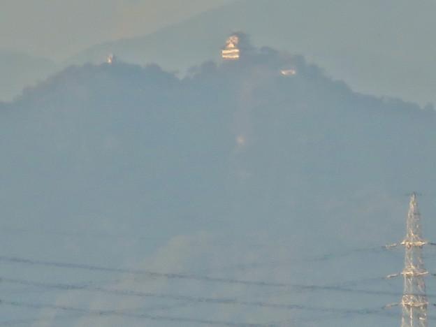 エアフロントオアシス春日井から見た岐阜城・金華山 - 3