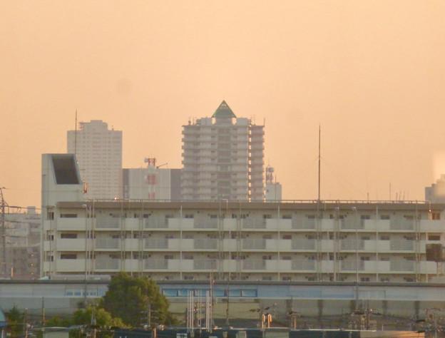 エアポートウォーク3階から見た景色 - 4:アンビックス志賀ストリートタワー