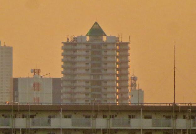 エアポートウォーク3階から見た景色 - 5:アンビックス志賀ストリートタワー