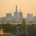 Photos: エアポートウォーク3階から見た景色 - 7:NTTドコモ名古屋ビルと名古屋テレビ塔