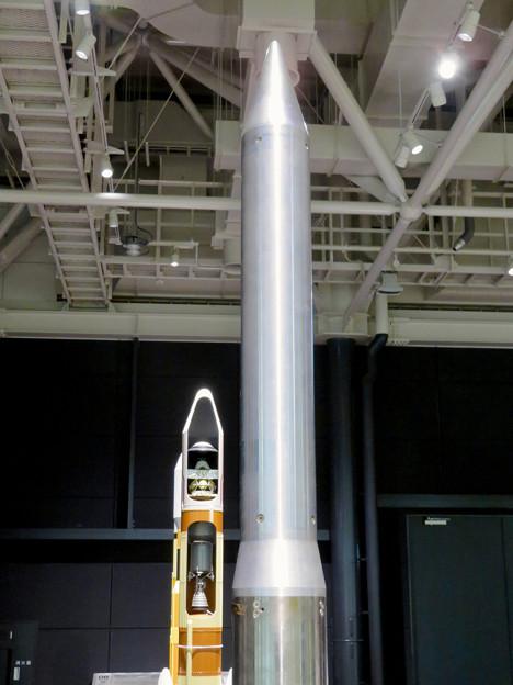 岐阜かかみがはら航空宇宙博物館 No - 149:Qロケット 風洞試験モデル