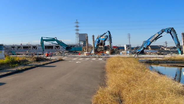 すっかり建物がなくなってた旧・ザ・モール春日井(2019年11月9日)- 7