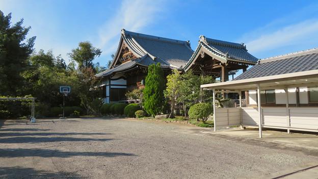 中山道 間の宿 新加納 No - 7:善休寺