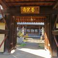 Photos: 中山道 間の宿 新加納 No - 11:善休寺の山門