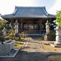 Photos: 中山道 間の宿 新加納 No - 12:善休寺の本堂
