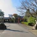 Photos: 中山道 間の宿 新加納 No - 15:少林寺の稲荷堂