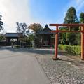 Photos: 中山道 間の宿 新加納 No - 17:少林寺の稲荷堂