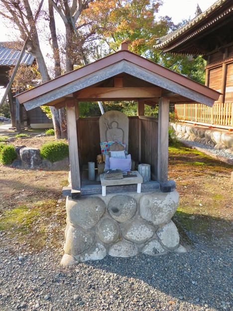 中山道 間の宿 新加納 No - 20:少林寺の小さなお堂
