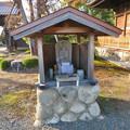 Photos: 中山道 間の宿 新加納 No - 20:少林寺の小さなお堂