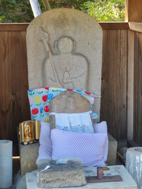 中山道 間の宿 新加納 No - 21:少林寺の小さなお堂