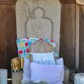 Photos: 中山道 間の宿 新加納 No - 21:少林寺の小さなお堂
