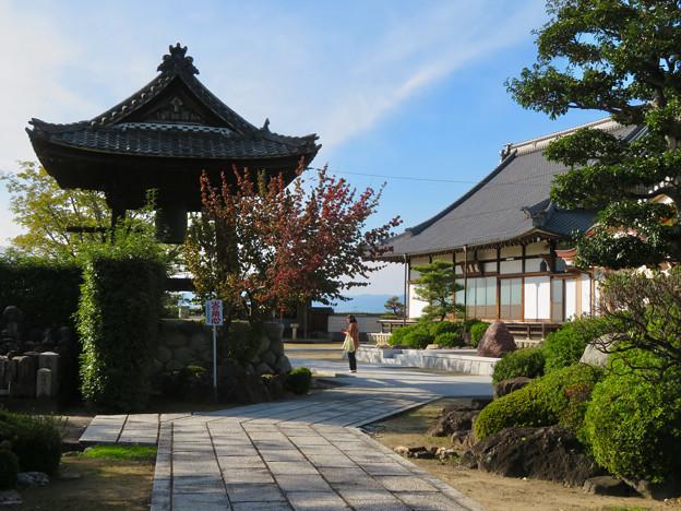 中山道 間の宿 新加納 No - 23:少林寺