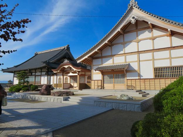 中山道 間の宿 新加納 No - 25:少林寺の建物