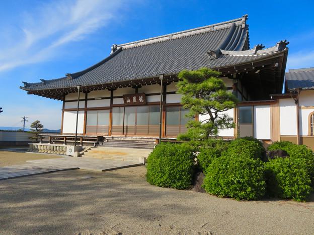 中山道 間の宿 新加納 No - 26:少林寺本堂
