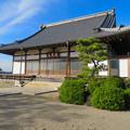 Photos: 中山道 間の宿 新加納 No - 26:少林寺本堂