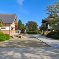 Photos: 中山道 間の宿 新加納 No - 30:少林寺の境内