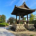 Photos: 中山道 間の宿 新加納 No - 31:少林寺の鐘つき堂