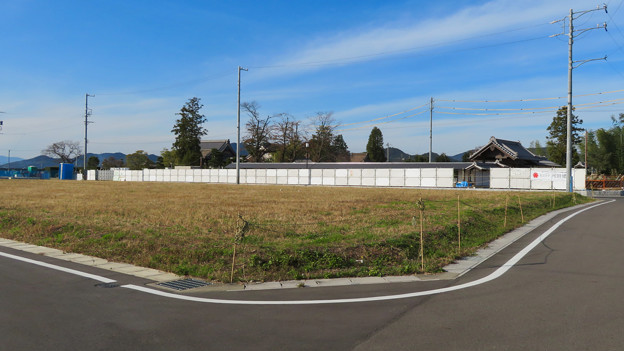 Photos: 中山道 間の宿 新加納 No - 36:新加納陣屋公園整備事業