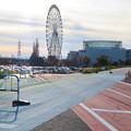Photos: オアシスパークの大観覧車とアクア・トトぎふ - 1