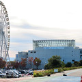 Photos: オアシスパークの大観覧車とアクア・トトぎふ - 2
