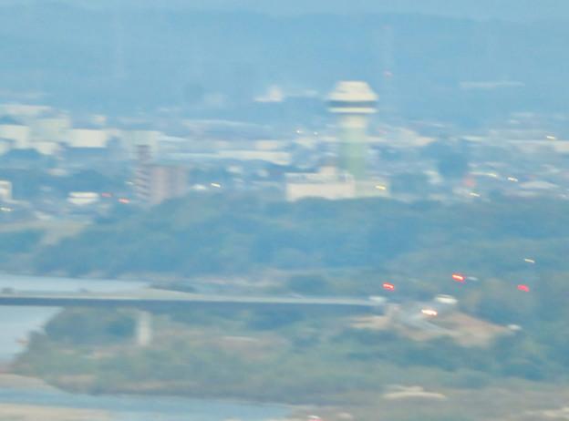 オアシスホイールから見た景色:すいとぴあ江南 No - 1