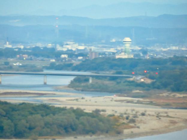 オアシスホイールから見た景色:すいとぴあ江南 No - 3