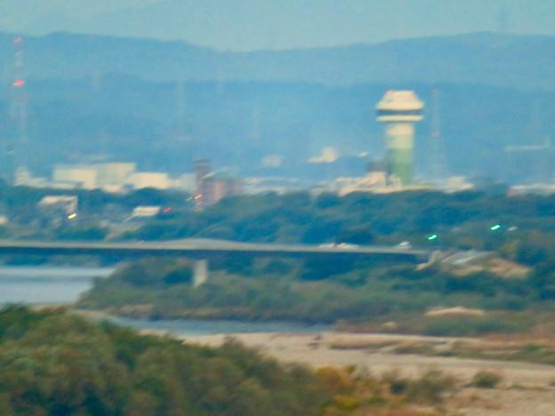 オアシスホイールから見た景色:すいとぴあ江南 No - 5