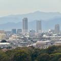 Photos: オアシスホイールから見た景色:岐阜駅周辺のビル群 No - 2