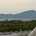 Photos: オアシスホイールから見た景色:岐阜城・金華山 No - 1
