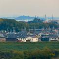 オアシスホイールから見た景色:小牧山 No - 2