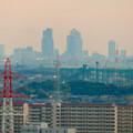 オアシスホイールから見た景色:名駅ビル群 No - 5